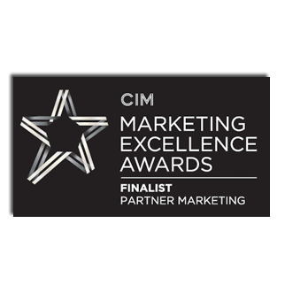 CIM Marketing Excellence Awards 2014 - Partner Marketing Award - Finalist