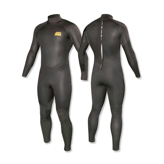 Mens CSkins Coasteer Adventure 5-4mm Winter Wetsuit