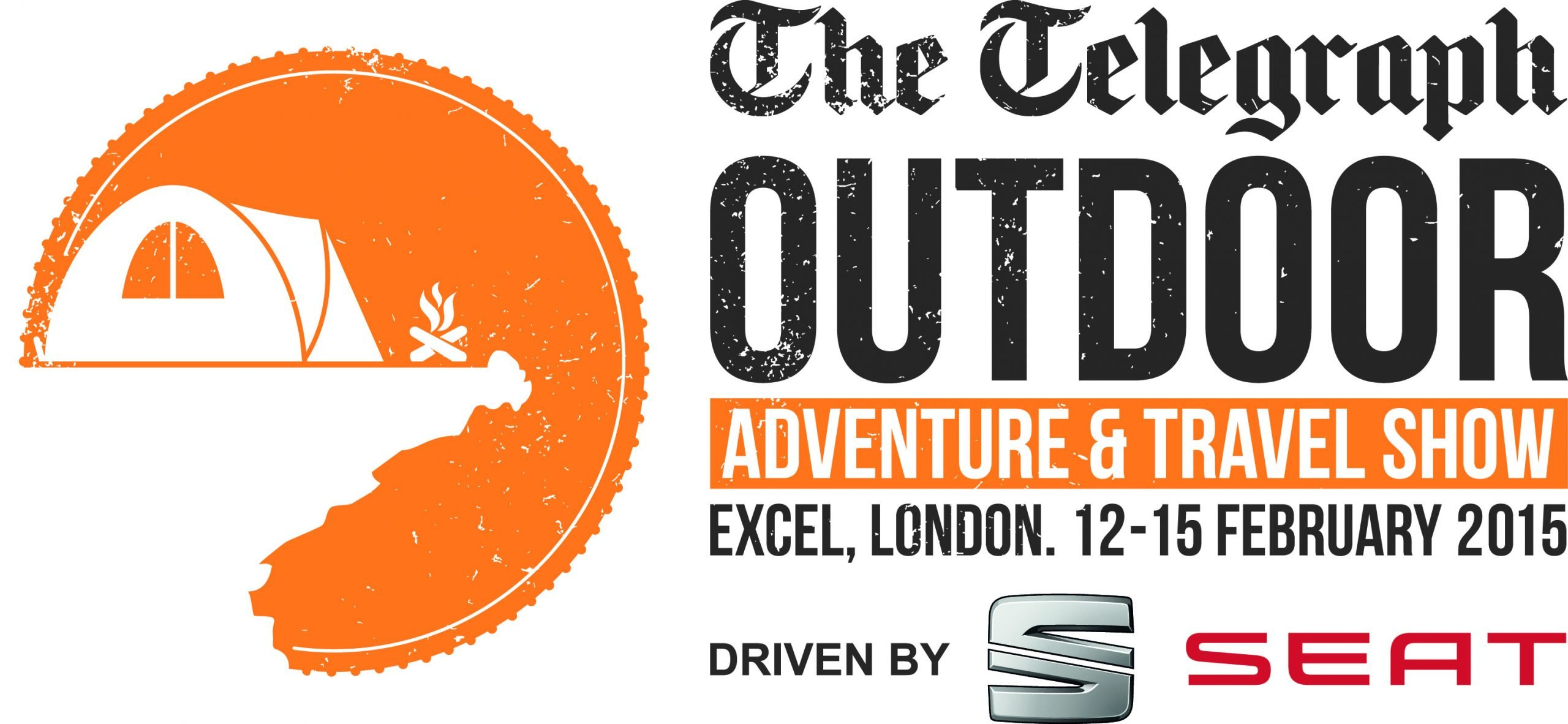 Telegraph Outdoor Adventure & Travel Show Show Logo
