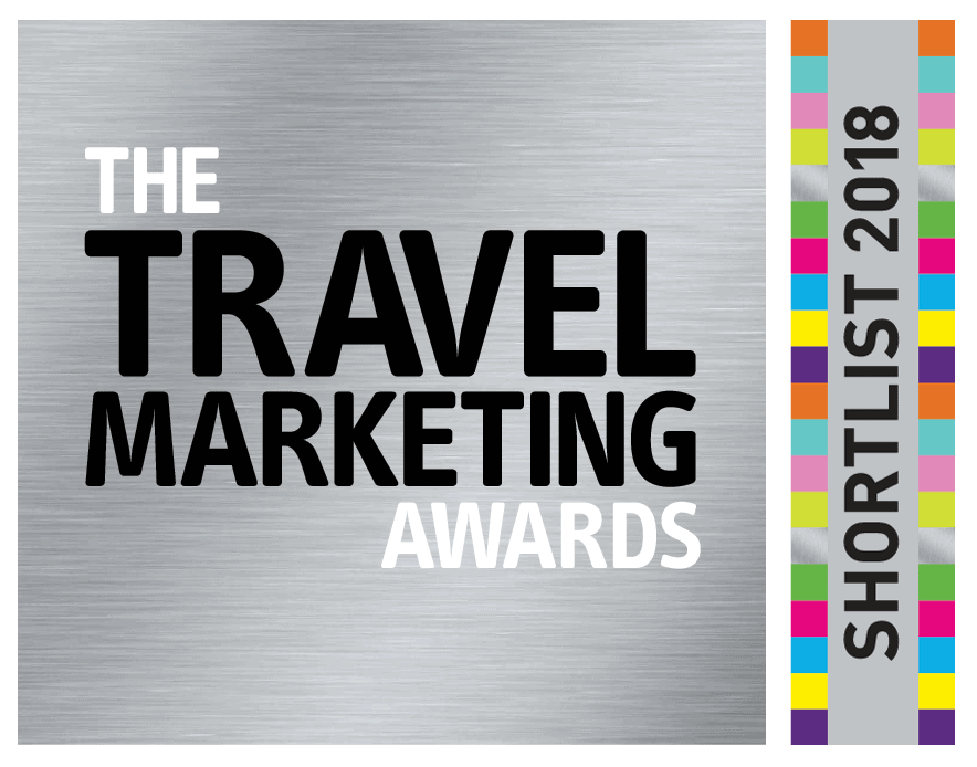 The Travel Marketing Awards 2018 - Shortlisted Finalist. Best Use of Technology - Celtic Quest Coasteering Ltd